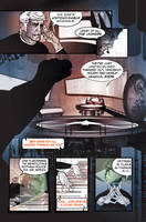 batman Beyond knightpatrol pg2 by TomKellyART