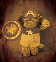 Captain AMERI-KOOSA by TomKellyART