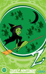 OZ-bewitched by artist Tom Kelly by TomKellyART