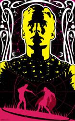 Flash Gordon Duel of Fates by TomKellyART