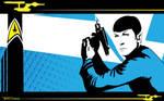 Vulcan's Never Bluff by artist Tom Kelly by TomKellyART