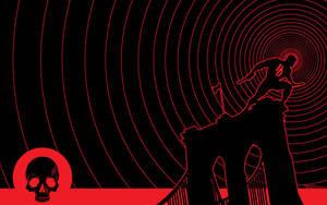 Daredevil Black Watch By Artist Tom Kelly by TomKellyART