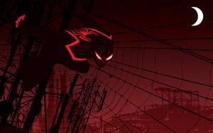 Miles Morales Spiderman by artist Tom Kelly by TomKellyART