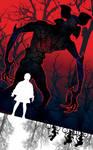 Stranger Things Stranger Danger by Tom Kelly by TomKellyART