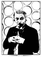 DR Who Prime by Tom Kelly by TomKellyART