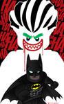 Bat BBFs by Tom Kelly by TomKellyART