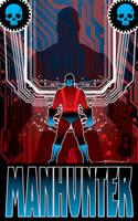 Manhunter kirby by Tom Kelly by TomKellyART