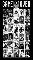 Inktboer all 31 by Tom Kelly by TomKellyART