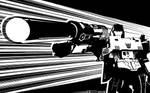 Megatron Lives by Tom Kelly by TomKellyART