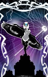Sorceress Supreme by Tom Kelly by TomKellyART