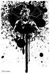 Akuma Blood Drip by Tom Kelly by TomKellyART