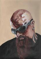 Kerry King - Slayer by dieselboy666