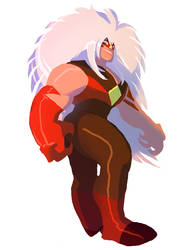 Jasper by Art-Calavera