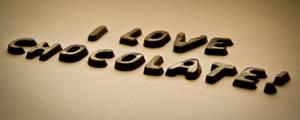 I Love Chocolate by carola-j