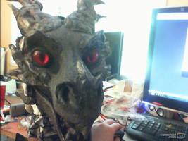 Alduin WIP Mask 4 eyelids! by Zed-Harmonia