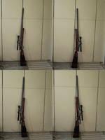 RSCB BuzzBee Hunter / Bolt-Action Nerf Rifle by hoellenhamster
