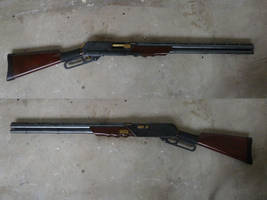 NJH Arms RSCB Rapid Fire Tek / Nerf Like Rifle by hoellenhamster