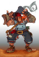 Ultimate Pirate Collaboration by Zatransis