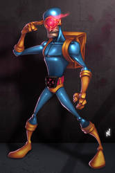 Cyclops: Final Colors by Zatransis