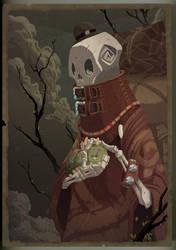 The Traveler by Zatransis