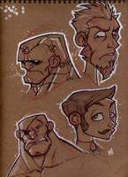 SketchBomb: May 22 2010 Warmup by Zatransis