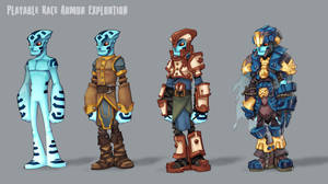 Armor Exploration by Zatransis