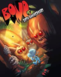 Bone: 20th Anniversary by Zatransis
