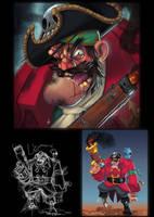 Pirate by Zatransis
