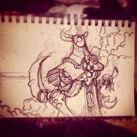 The Swordster by Zatransis