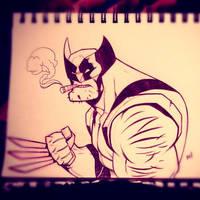 Wolverine : The Last Clawbender by Zatransis