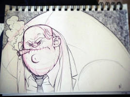 Worst Boss Ever? by Zatransis