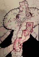 The Cardsman by Zatransis