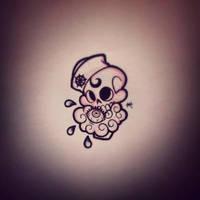 Inktober 2014 - Day 3 - All Seeing Bite by Zatransis