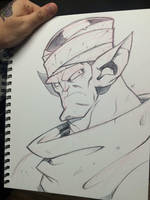 Piccolo - Dragon Ball by Zatransis