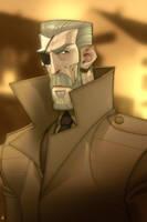 Old Boss by Zatransis