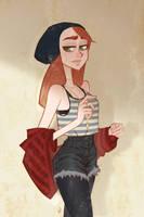 Becky, Just Becky by Zatransis