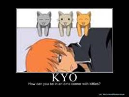 Kitty Emo Corner by Loveless10101