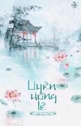 Bookcover [ Uyen Uong Le ] by Jiruko-Cucheoo