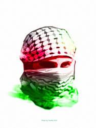 Palestinian by taoufiq