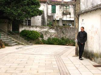 Riveira in Galicia by Lyuba