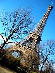 La Tour Eiffel by Lyuba