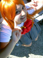 Orihime 00 by HauroCosplay