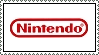 Nintendo Stamp by Whore-Eater