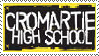Cromartie High School Stamp by Whore-Eater