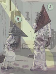 Apprentice to the Pyramid by ZaneSama