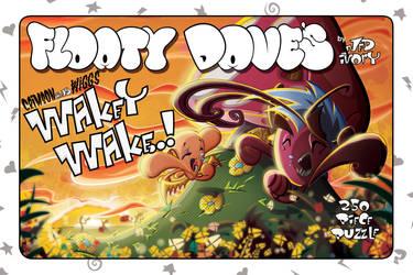 Floaty Dave's: Wakey Wake..! by nedivory