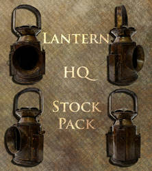 Lantern 4 HQ Stock Pack by skullkill88