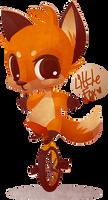Little Fox by zombie