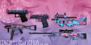 Tentakill Collection by zombie