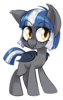 Midnight Rush - Filly! by zombie